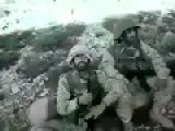 Hezbollah Fighters Chilling Out