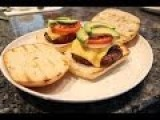 4th Of July Homemade Burger Recipe