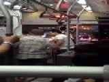 American Tourist Gets Mad At Bus Driver