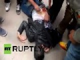 Egypt: Clashes Erupt At Pro-Brotherhood Protest In Cairo