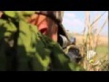 Heavy Fighting Ukraine Military Vs Separatist Battle Shooting
