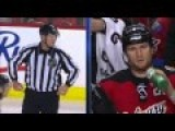 NHL Player Hits Referee & Gets 20 Game Suspension
