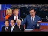 'Suck It, Ted Cruz': Stephen Colbert Celebrates NY Primary Loss For 'creepy' Cruz