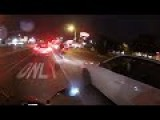 Motorcycle VS Car..ROAD RAGE TURNS VIOLENT