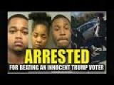 4 Arrested In West Side Chicago Beating Of Trump Supporter