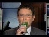 GOP Rep. Thomas Massie Eats Hemp On FBN's The Independents