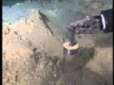 Sunken Soviet Nuclear Submarine Inspected Under The Sea