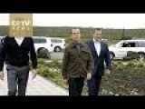 Japan Angry At Russian PM Visiting Kuril Islands