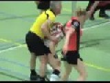 Referee Sexually Assaults Volleyball Player