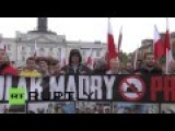 Poland: No To Islamisation, Say Anti-refugee Protesters In Plock