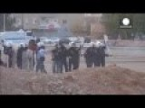 Turkey: Kurdish Protests Over Wall At Syria Border