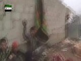 4 Videos Saif Al-Sham Brigades Islamist Terrorist Group Daraa Clashes With Syrian Army