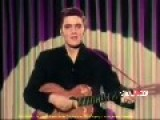 Elvis Presley Blue Suede Shoes Parody