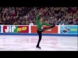 Olympic Figure Farting