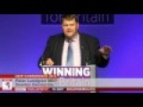 Swedish Democrats: Peter Lundgren MEP Speaks At UKIP Conference In Bournemouth