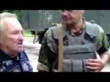 Novorossia Militia Destroyed A Column Of Refugees From Mortars And Grad MLRS