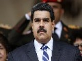 Venezuela's Maduro Vows Legal Action Against Harvard Professor