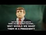 Cruz Runs New Ad At Trump