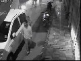 Thief Steals Laptop From Car