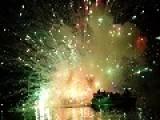 Firework Barge Goes Off Unexpectedly On Lake Bonaparte