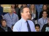 Cameron Says 3 Million Jobs In UK Depends On UK Staying In EU