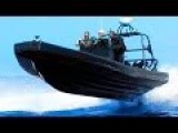 Fast, Powerful Power Boats Used For Customs And Border Protection