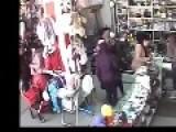 Thief Caught On Camera