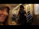 Bronx 5 Train Impromptu Transgender Song And Dance Show