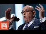 Rudy Guliani Cant Keep His Hands To Himself