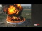 Foam Fire Suppression For Massive Oil Tanks