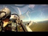 Awesome F-16 Cockpit Footage With Sound Synced To Music