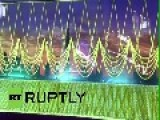 UAE: World's LONGEST Hand-made Chain Breaks Guinness World Record