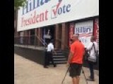Fed And State Raid On Union IBEW & Hillary Campaign Office