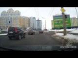Russian Lada Clown Car?
