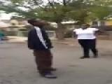 Boyfriend Beats Girlfriend = For Talking Sh*T = + Bonus Video =