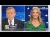 Lou Dobbs ,Kellyanne Conway EXPLOSIVE INTERVIEW REACT, James Comey Clears Clinton Email