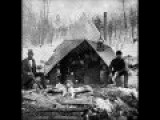 Animated Stereoscopic Photographs Of People Camping In The 1800's