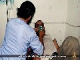 IS Shows Pictures Of A Purported Chlorine Gas Attack, Deir Az-Zour, Syria