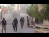 YPG Attacks .... ISIS Being Hit And Runs Away