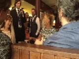 Amy Schumer, Judd Apatow, Glen Hansard Sing To Newlyweds In Dublin Pub