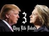 Thug Life Debate: Trump Vs Clinton