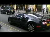 Bugatti Veyron Pulled Over By A Bicycle Cop