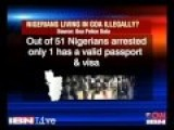 India : Goa Police Justifies Crackdown Against Nigerians