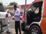 Street Violence In Dubai
