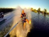 GoPro: Barefoot Waterski Breakdancing