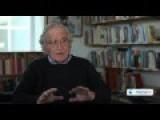 Noam Chomsky - 'US A Top Terrorist State'
