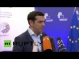 Greece To Hold National Referendum On Debt Deal - PM