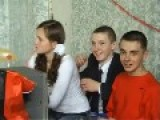 Weird Russian School Disco