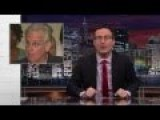 John Oliver Talks About Police Militarization And Ferguson