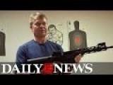 Firing An AR-15 Is Horrifying!